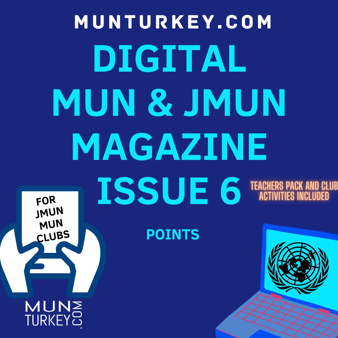 MUN MAG 6